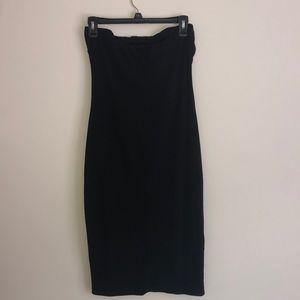 Fashion Nova Dresses - Fashion nova black tube dress